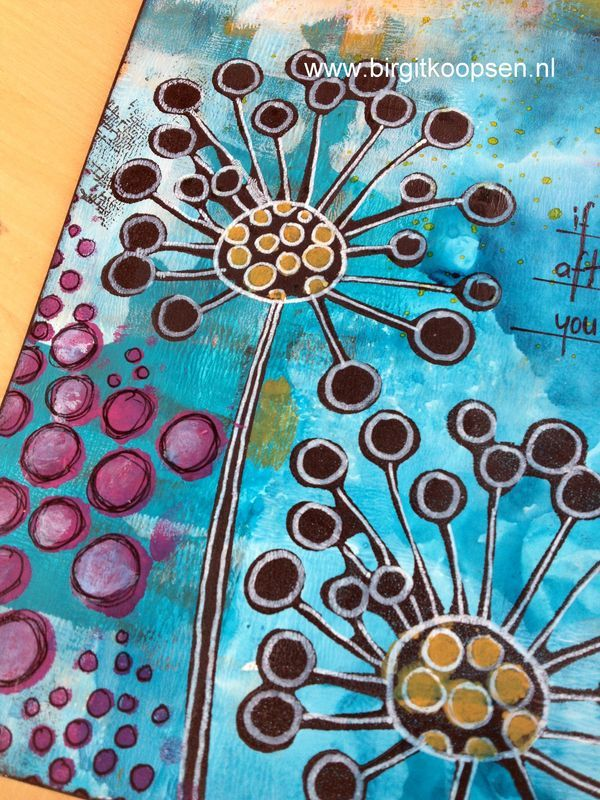 Play Time - A Day Of Art Journaling #artjournalmixedmediainspiration