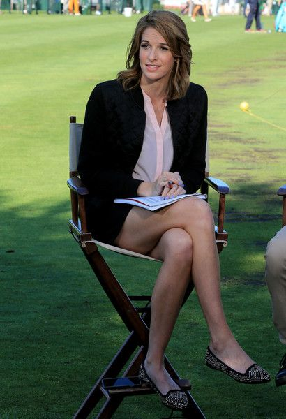 Cara Banks   Golf channel, Tv sport, Style