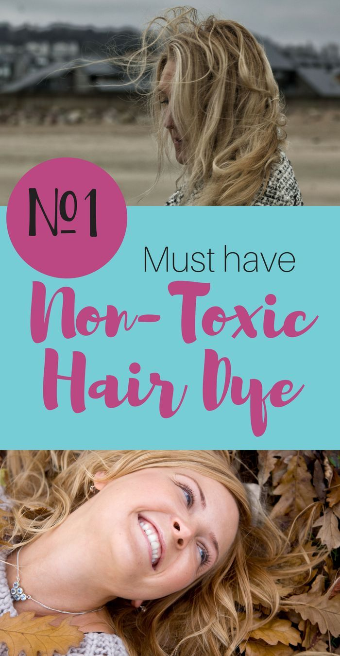 Conventional hair dye's are full of harmful toxins! Here's