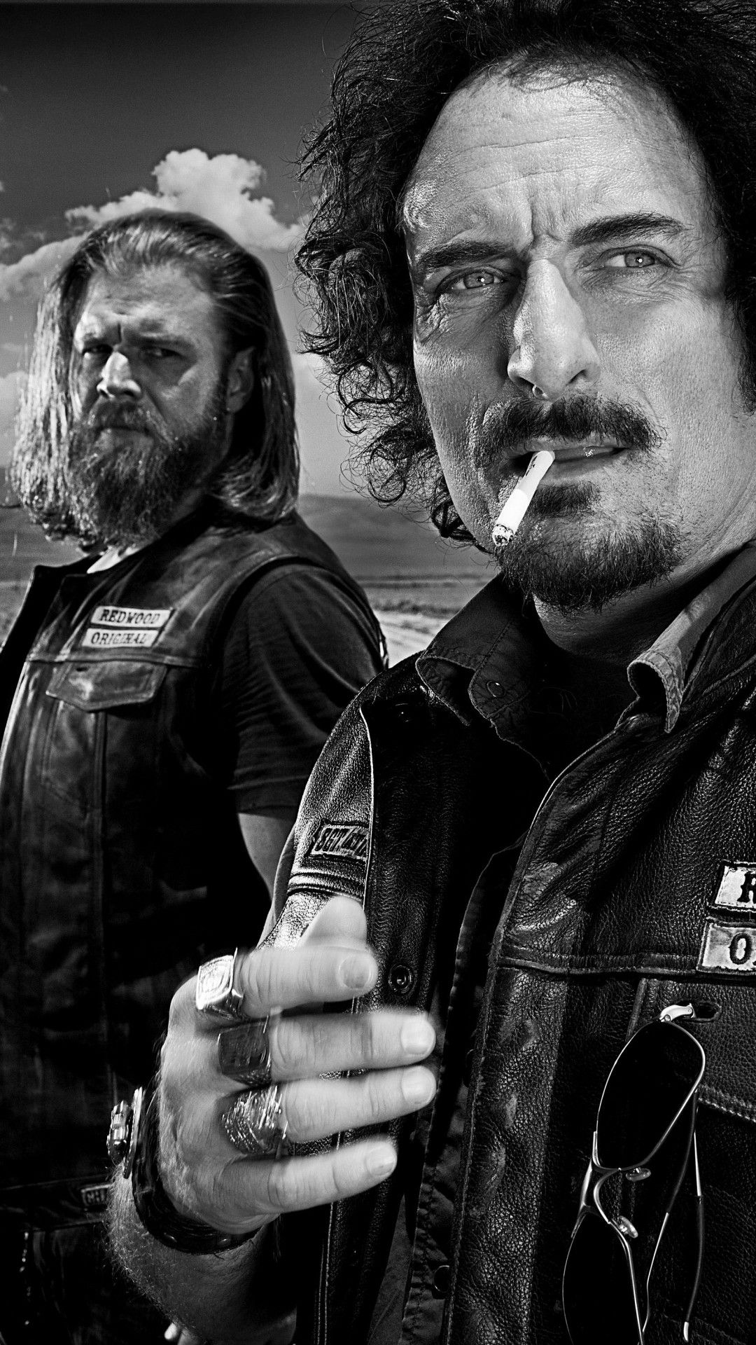 Sons Of Anarchy Wallpaper Iphone 70 Images In 2020