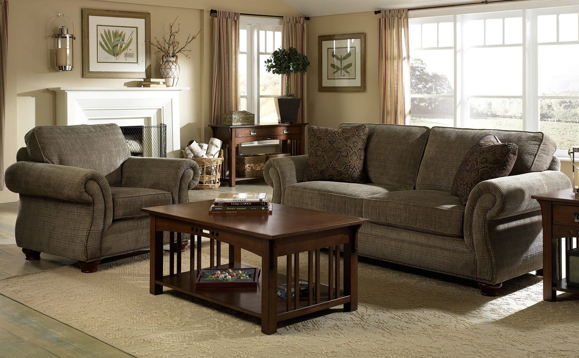 Laramie Sofa Reviews Wooden For Drawing Room Broyhill Set Review Home Co