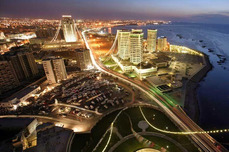 Tripoli City