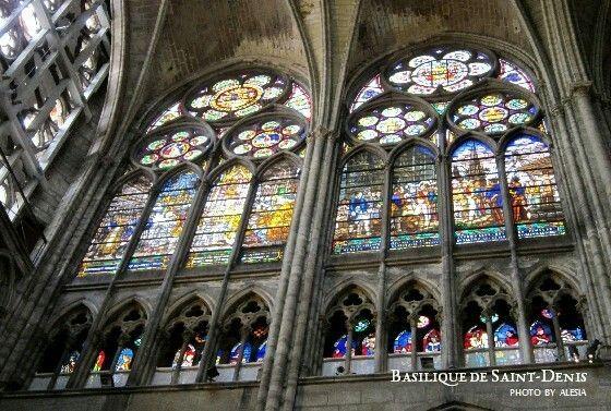Basilique de Saint-Saint, Paris, France