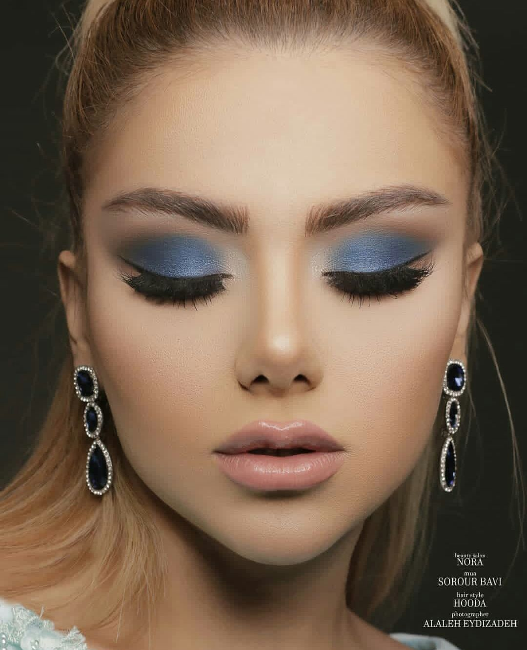 30+ Seductive Valentine Makeup Looks For Date Night in