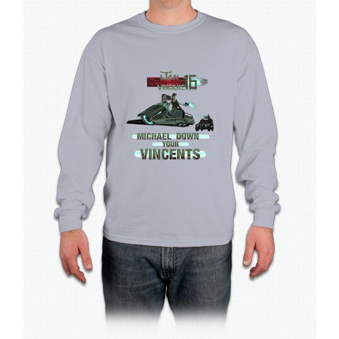 Rick and Morty: Jan Quadrant Vincent 16 Long Sleeve T-Shirt