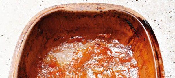 Pomme Et Poire Confites En Romertopf Cocinas