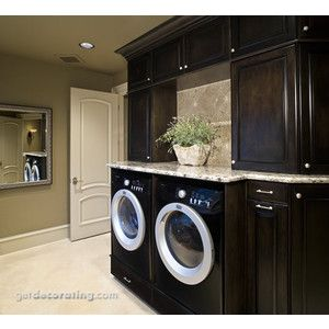17 best images about elegant laundry rooms on pinterest laundry room design dryers and hampers - Laundry Room Design Ideas