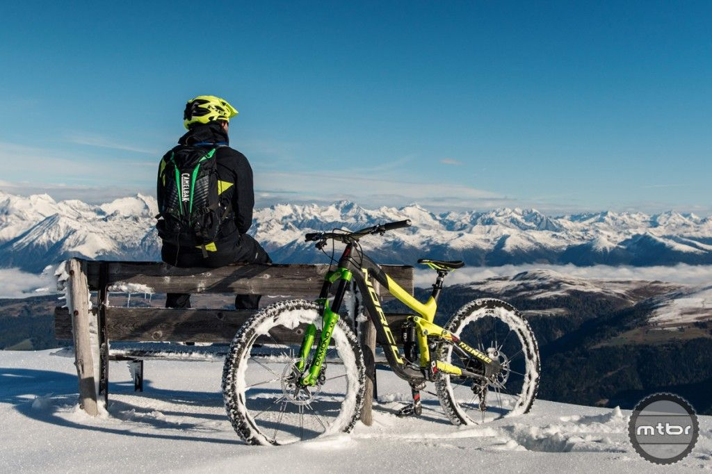 Alpine Adventuring In Northern Italy On A Norco Mountain Bikes For