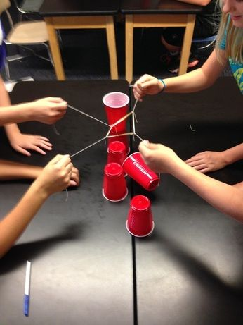 Great Team Building Activity Can Be Used As An Ice