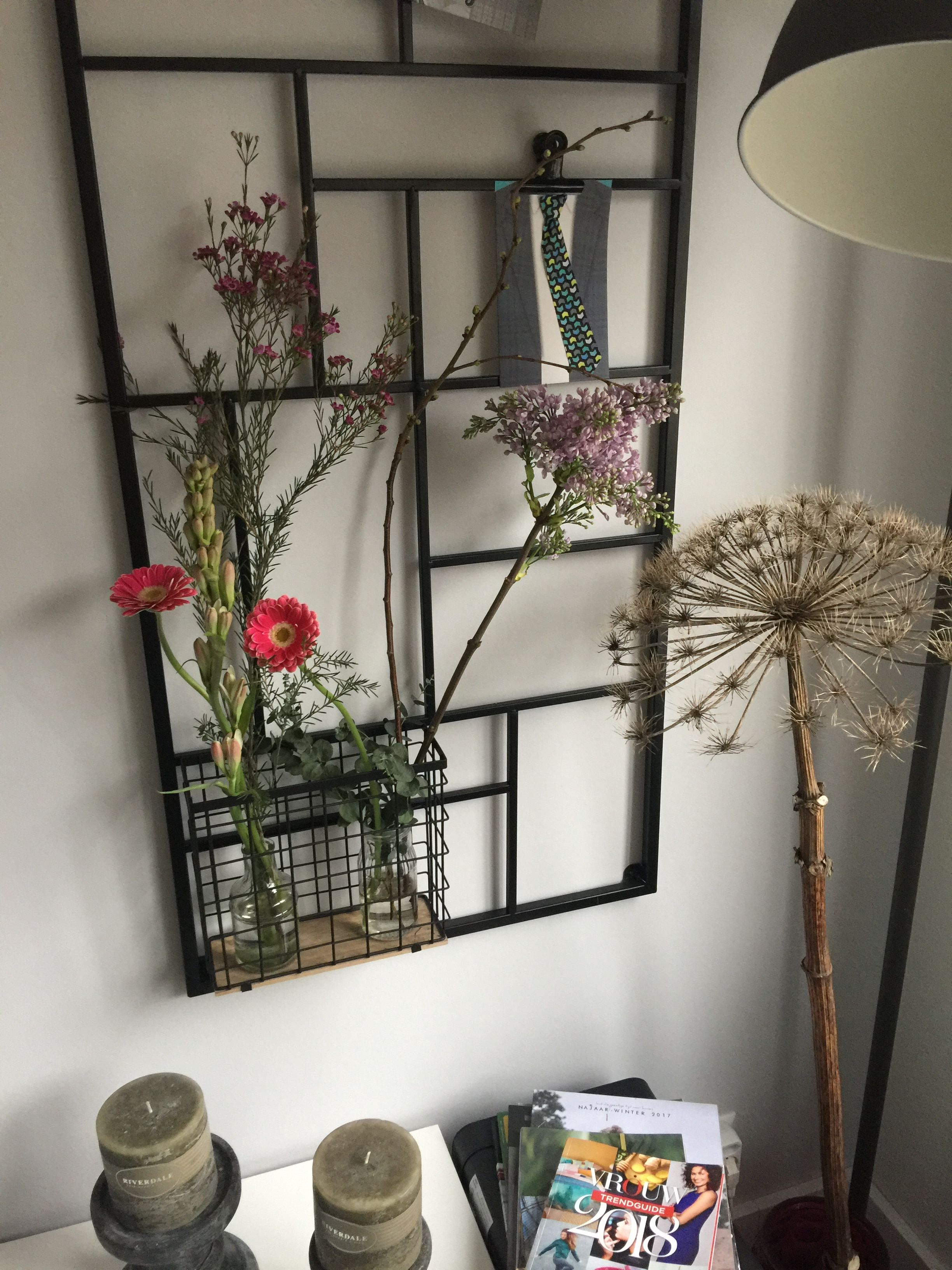 Wandbord met bloemen #xenos | Projects to try | Pinterest | Home ...