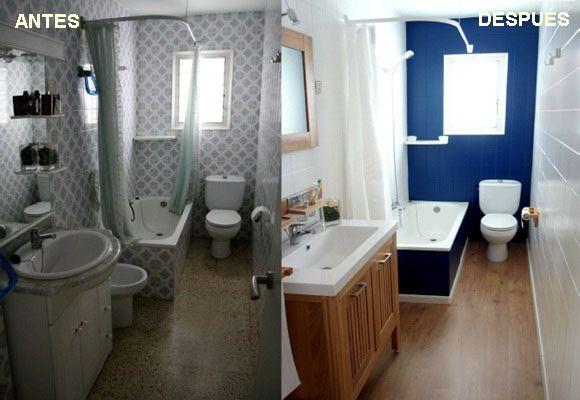 C mo pintar los azulejos del ba o bricolaje bathroom desing ideas ba os - Banos azulejos pintados ...