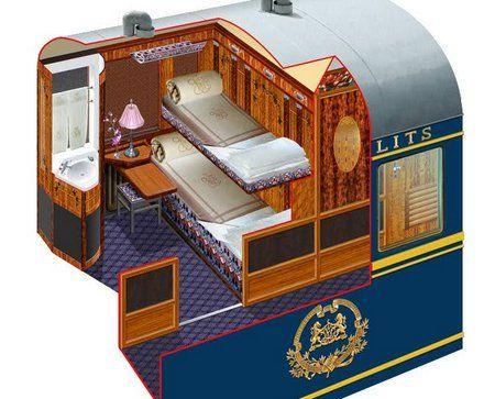 venice simplon orient express cabin orient express. Black Bedroom Furniture Sets. Home Design Ideas