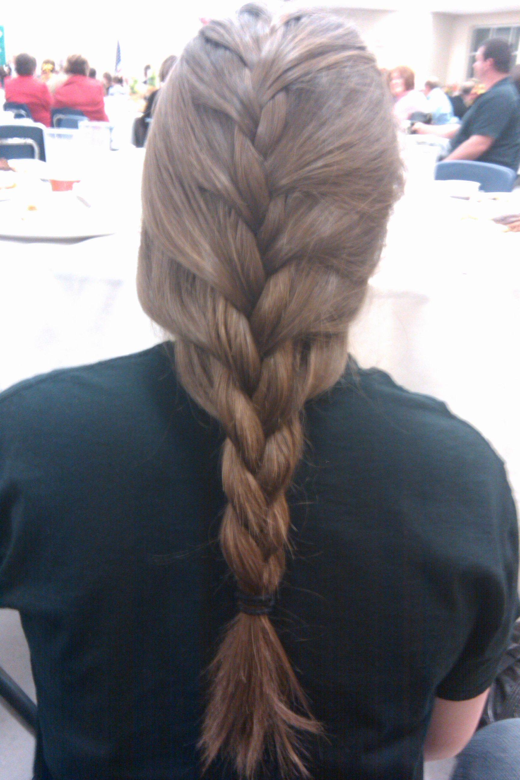 Loose French braid! | Beauty | Human hair extensions, Hair ...
