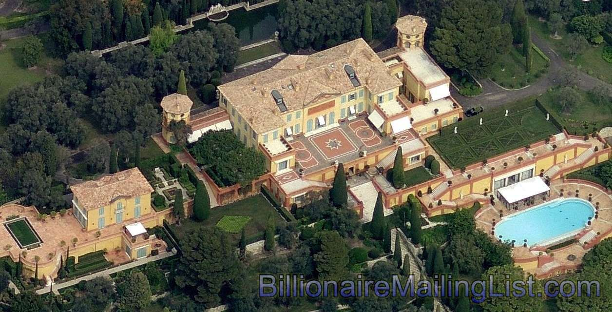 25 Most Expensive Homes In The World Expensive Houses Hollywood