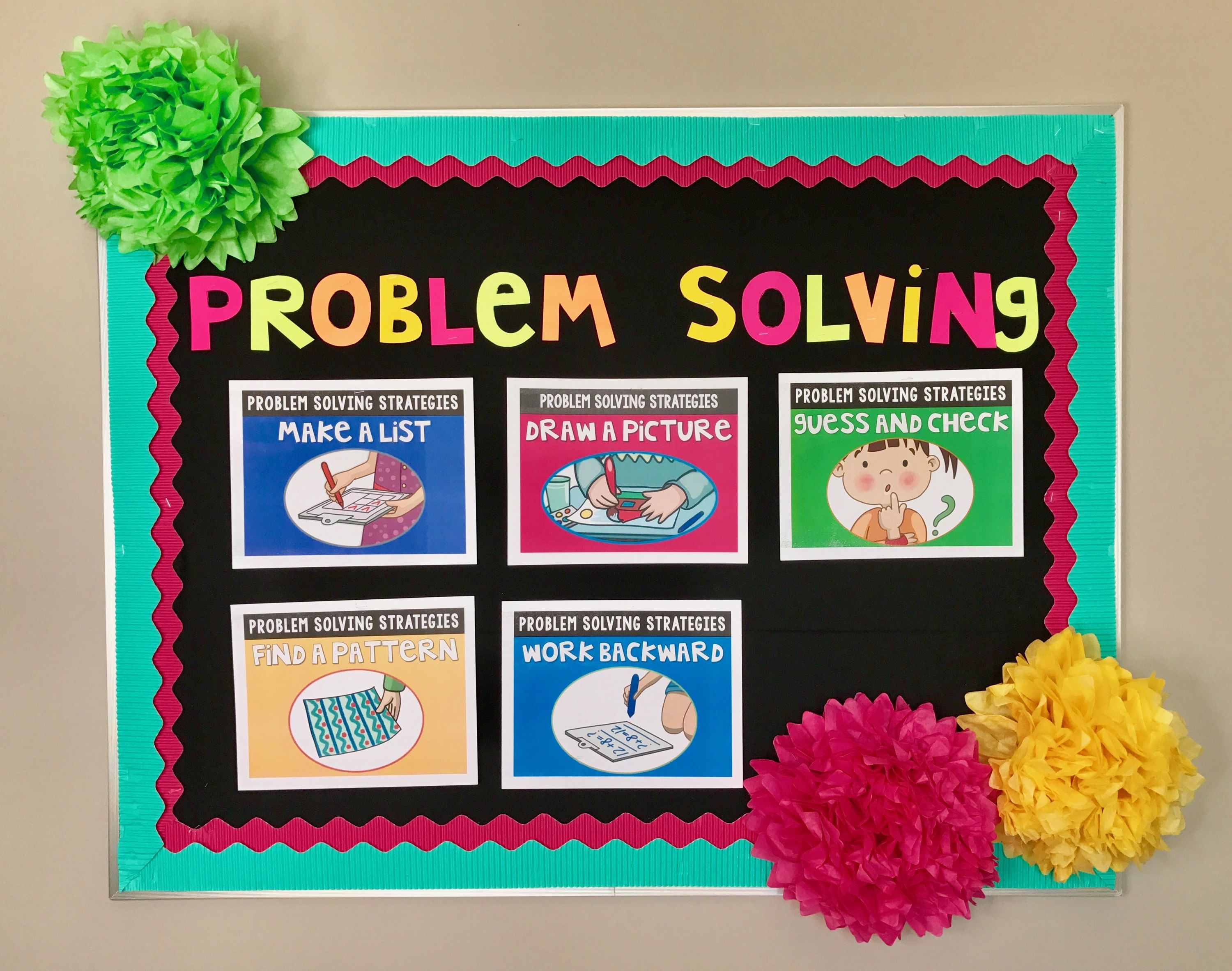 Problem Solving Bulletin Board