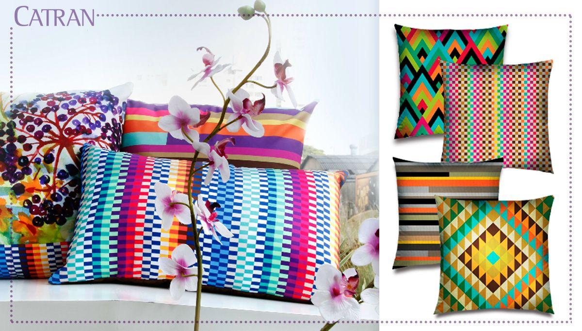 Novidade! O sucesso foi tanto que estamos com novos modelos das lindas capas de almofada da Juliana Curi no nosso site. Gente, vale muito a pena conferir! Como sempre, estão lindas!