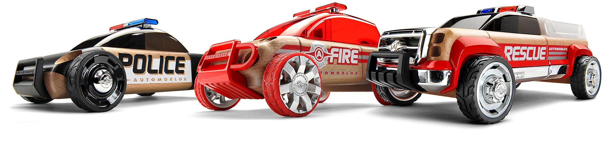 Toys cars 3  Automoblox Mini Rescue Pack  Toy  Pinterest