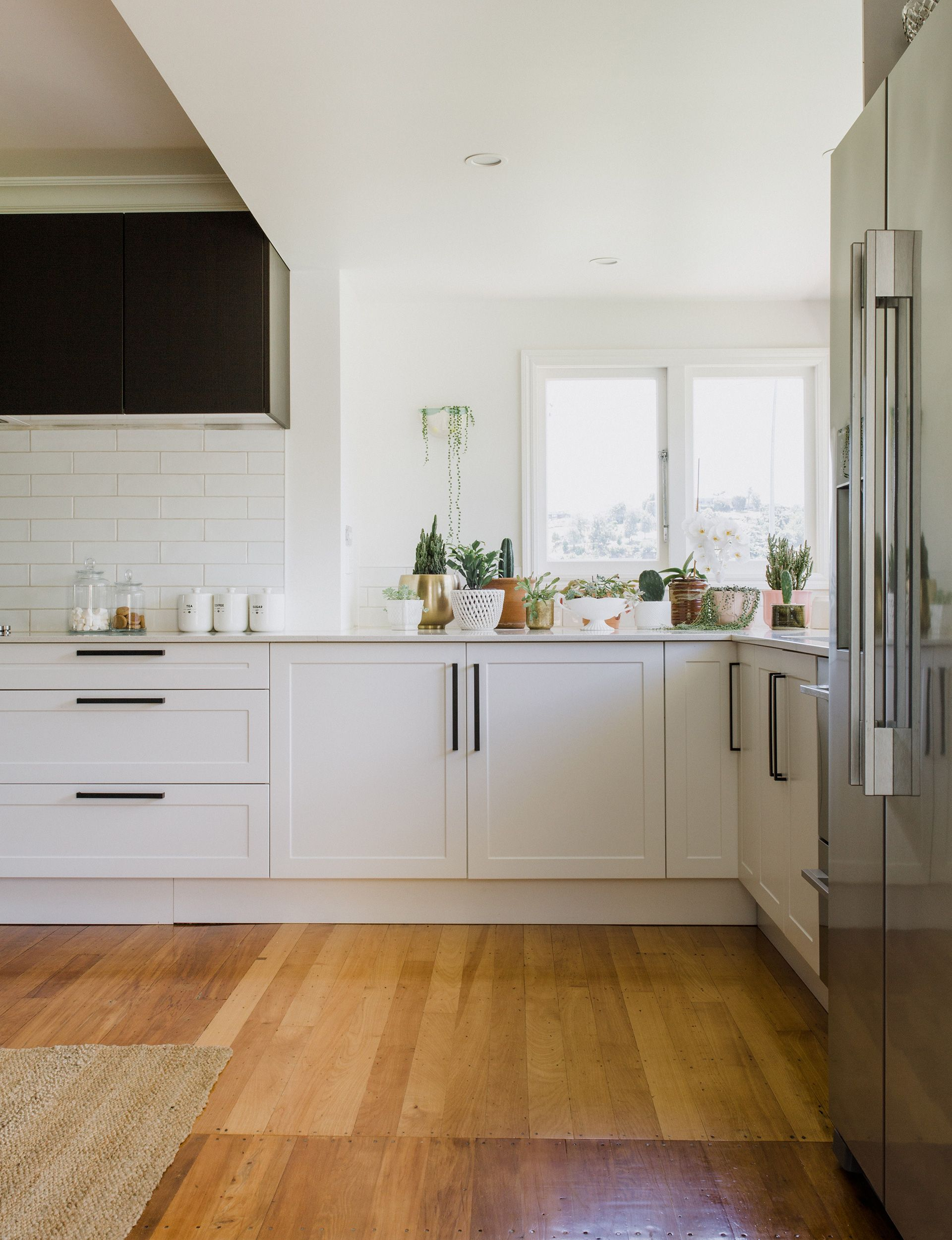 How this stunning kitchen achieved its modern art deco look on a