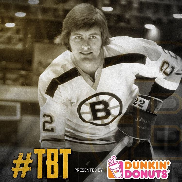 On This Week In 1973 Chris Oddleifson Tied A Club Record With Four Goals In An 8 1 Win At The California Seals It Was Als Boston Bruins Bruins Baseball Cards