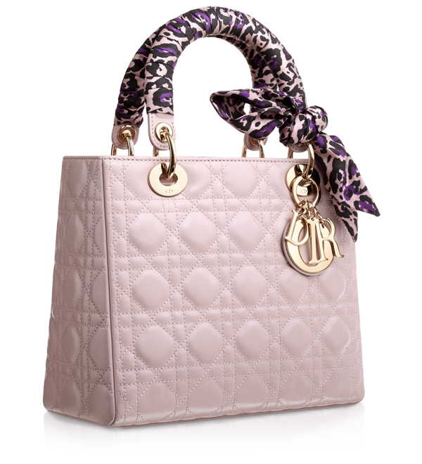 Look Of The Day Lady Dior Bag