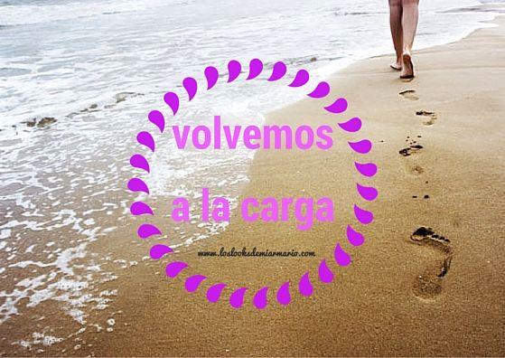 Los looks de mi armario: Vuelta al Blog 4.0 · Bienvenido Verano