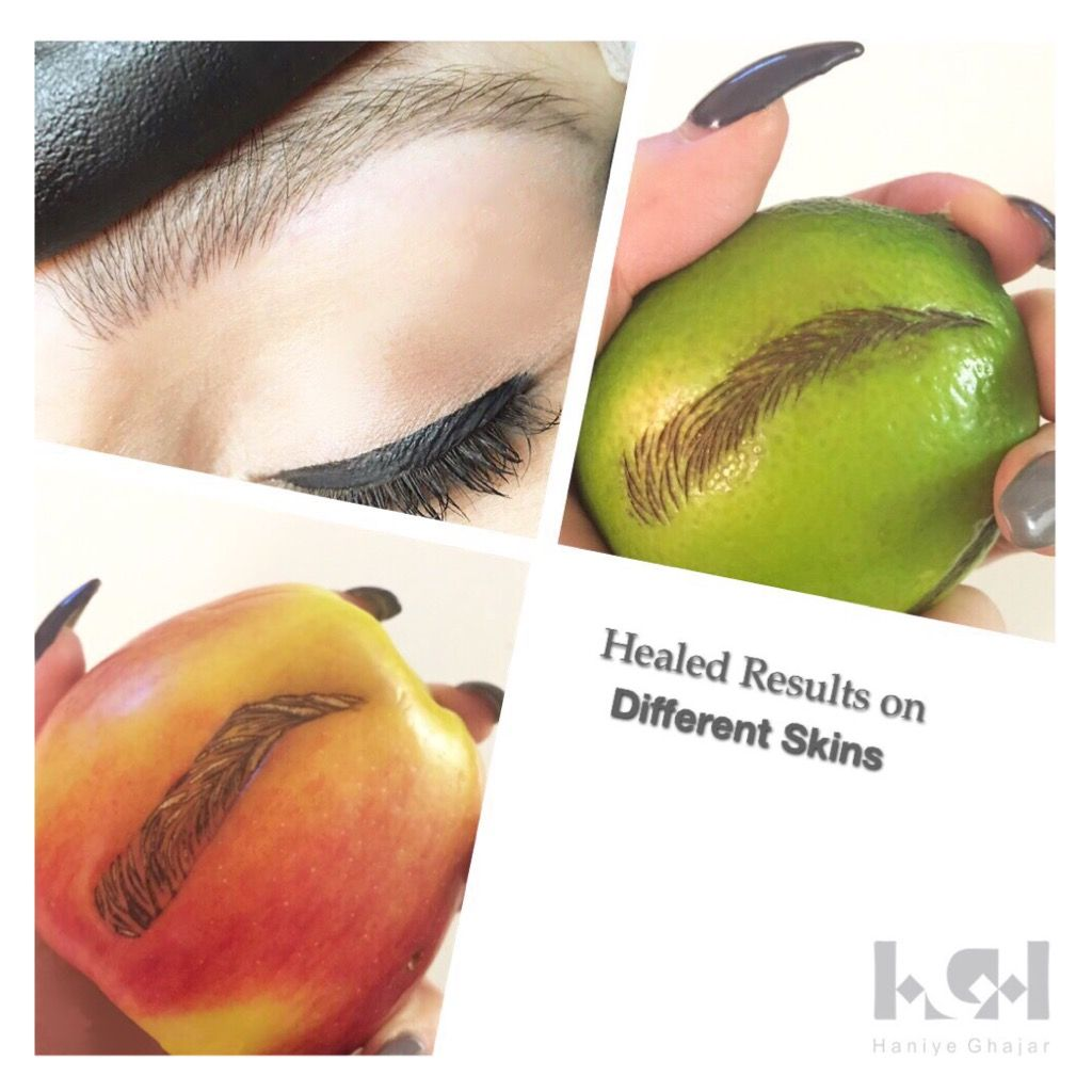 Semi Permanent Makeup Haniye Ghajar Eyelash Extensions And