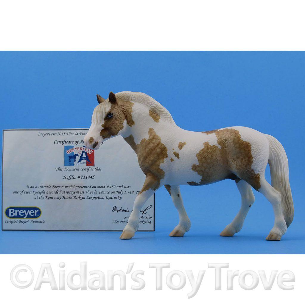 Breyer Truffles 711445 BreyerFest Diorama Contest Prize