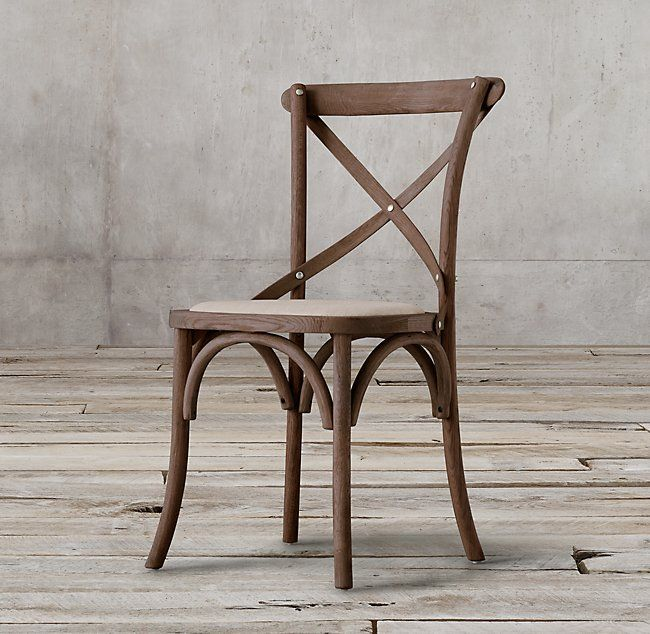 Madeleine Fabric Side Chair | Elusive Dining Room | Pinterest | Madeleine, Side  Chair And Solid Oak