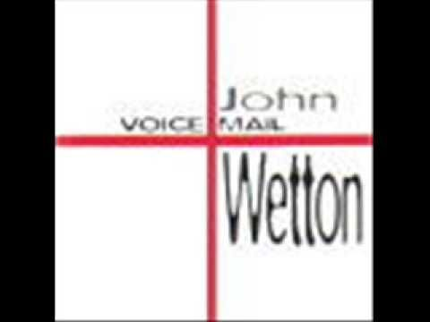 Hold Me Now John Wetton An Absolutely Heart Wrenching Song