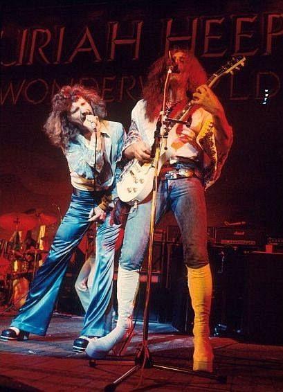 Pin By Rocky On Rock The Classics Heep Uriah Music Pics