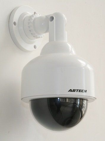 Linda purcell outdoor dome fake security camera with blinking light linda purcell outdoor dome fake security camera with blinking light by uniquexceptional http aloadofball Image collections