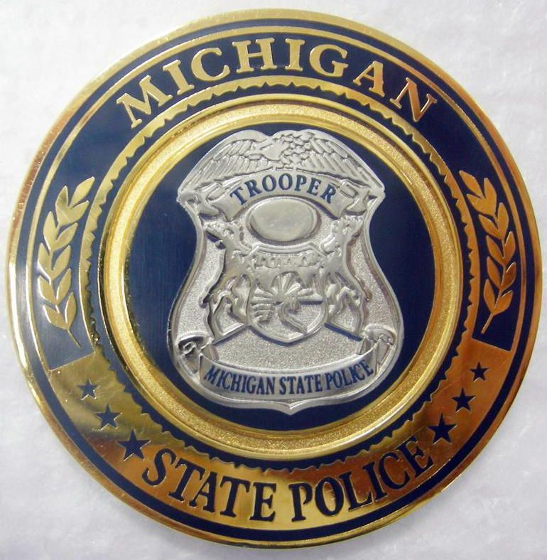 Law enforcement challenge coins