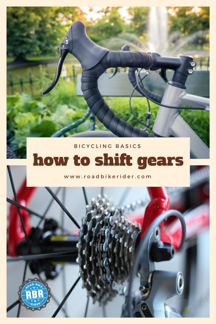 How To Shift Gears Correctly On A Road Bike Road Bike Bike
