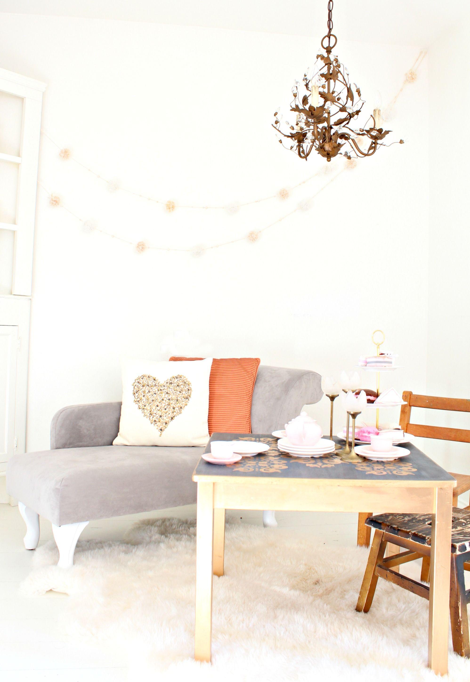 Fancy Farmhouse Girls Room - Girls Bedroom Ideas & Girls