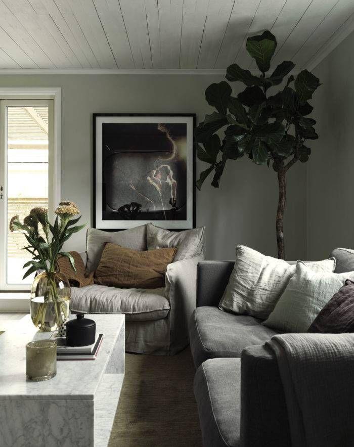 Photo of Avskalat och stilrent hemma hos Stylein-designern i söderort