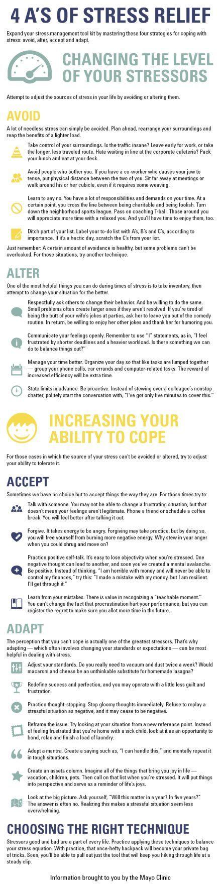 Tuesday Tip #15 - Stress Relief // JennMann…