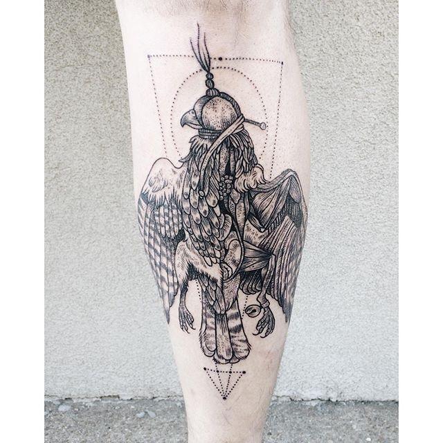 By: Pony Reinhardt Tattoo