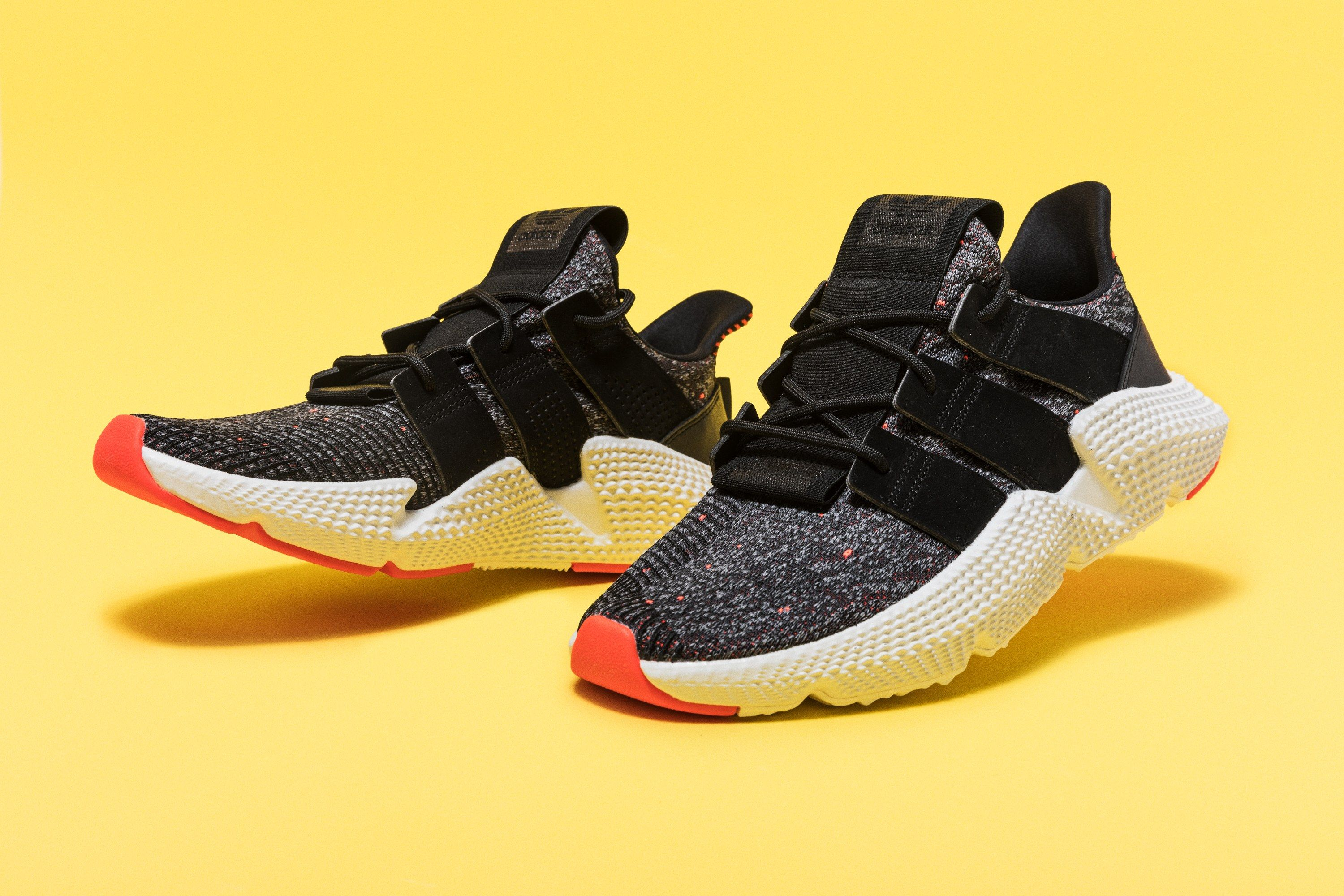 The Adidas Prophere Is The Latest Hit From the Three Stripes The Adidas  Prophere sneakers feature