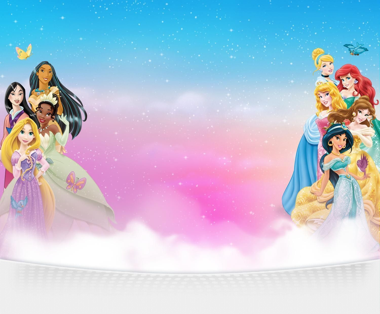 Disney Princess Backgrounds Disney princess background