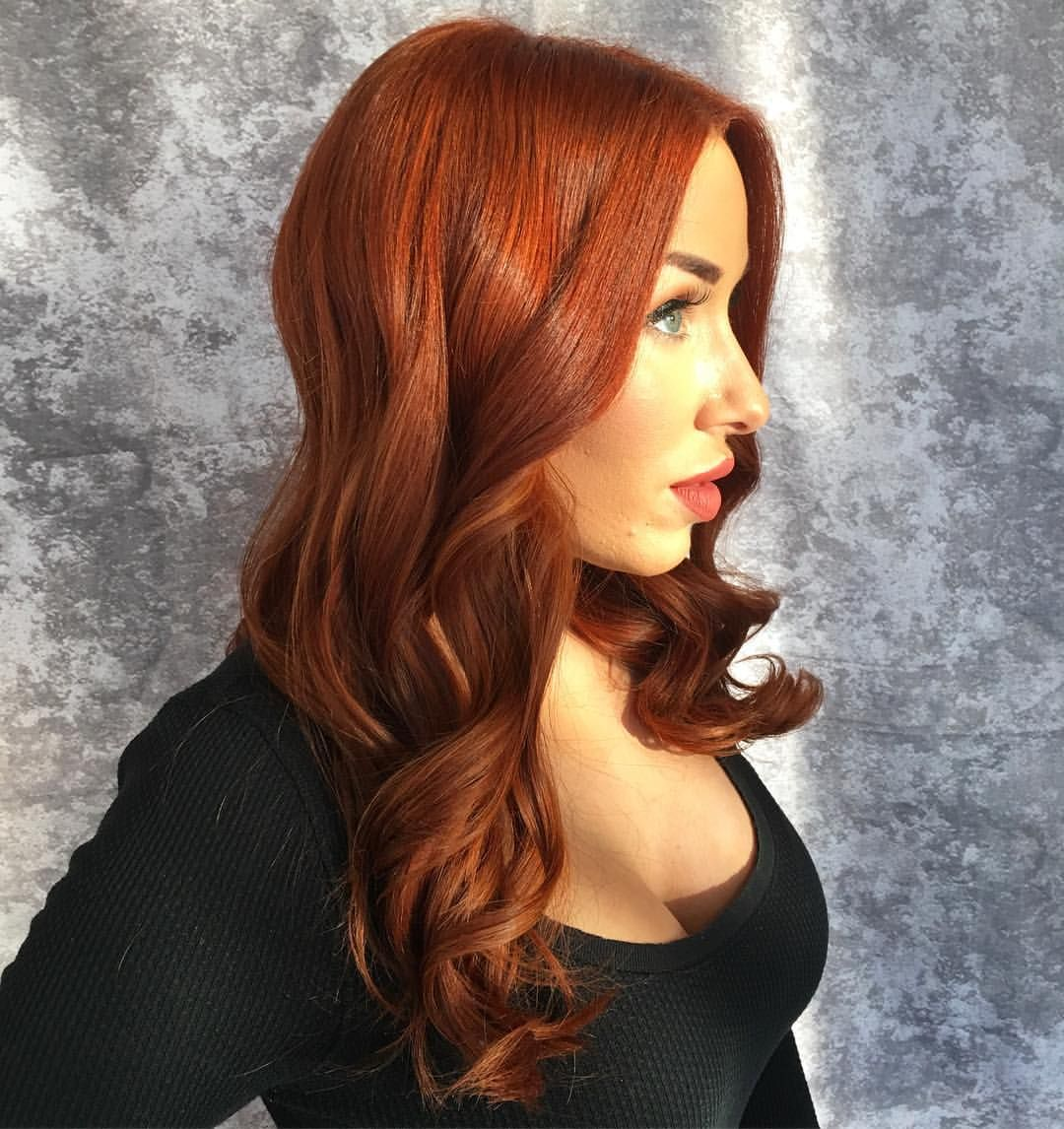 Copper Queen Kevin Murphy 8 4 With Orange Additive And 20 Volume