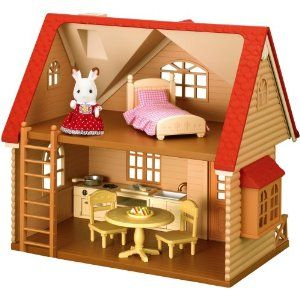 calico critters cozy cottage kate s birthday kids pinterest rh pinterest com