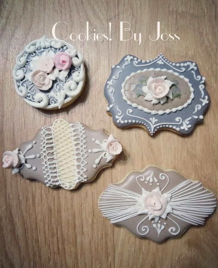 Vintage style by Cookies by Joss