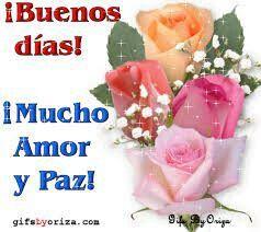 Buenos dias amigos!!!♡