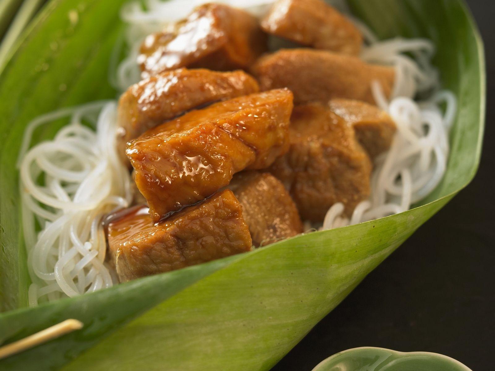 glasiertes schweinefleisch auf vietnamesische art rezept