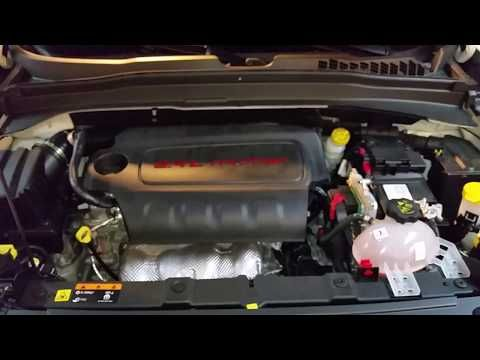 782 2015 2018 Jeep Renegade Oil Dipstick Location How To