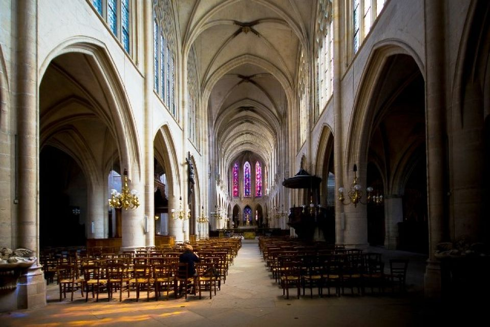 Chiesa di Saint-Germain-l'Auxerrois #Paris