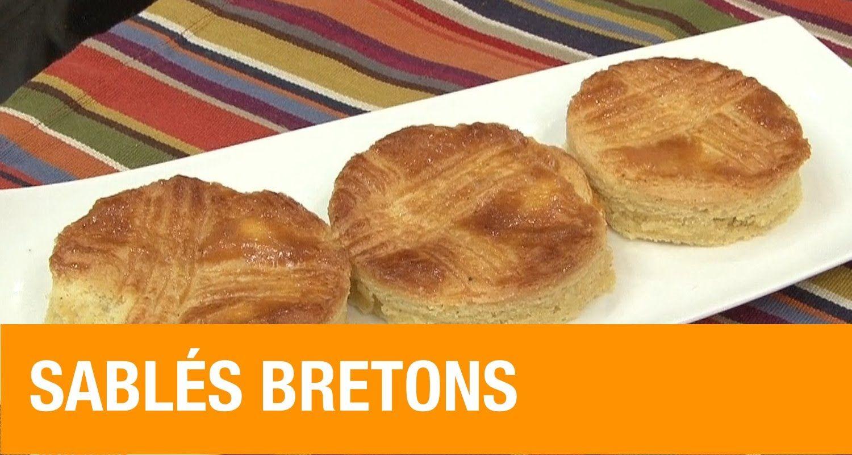 Recette des Sablés Bretons - 750 Grammes