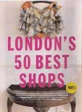 Great shops to visit.    (Sasti, Portobello Road)