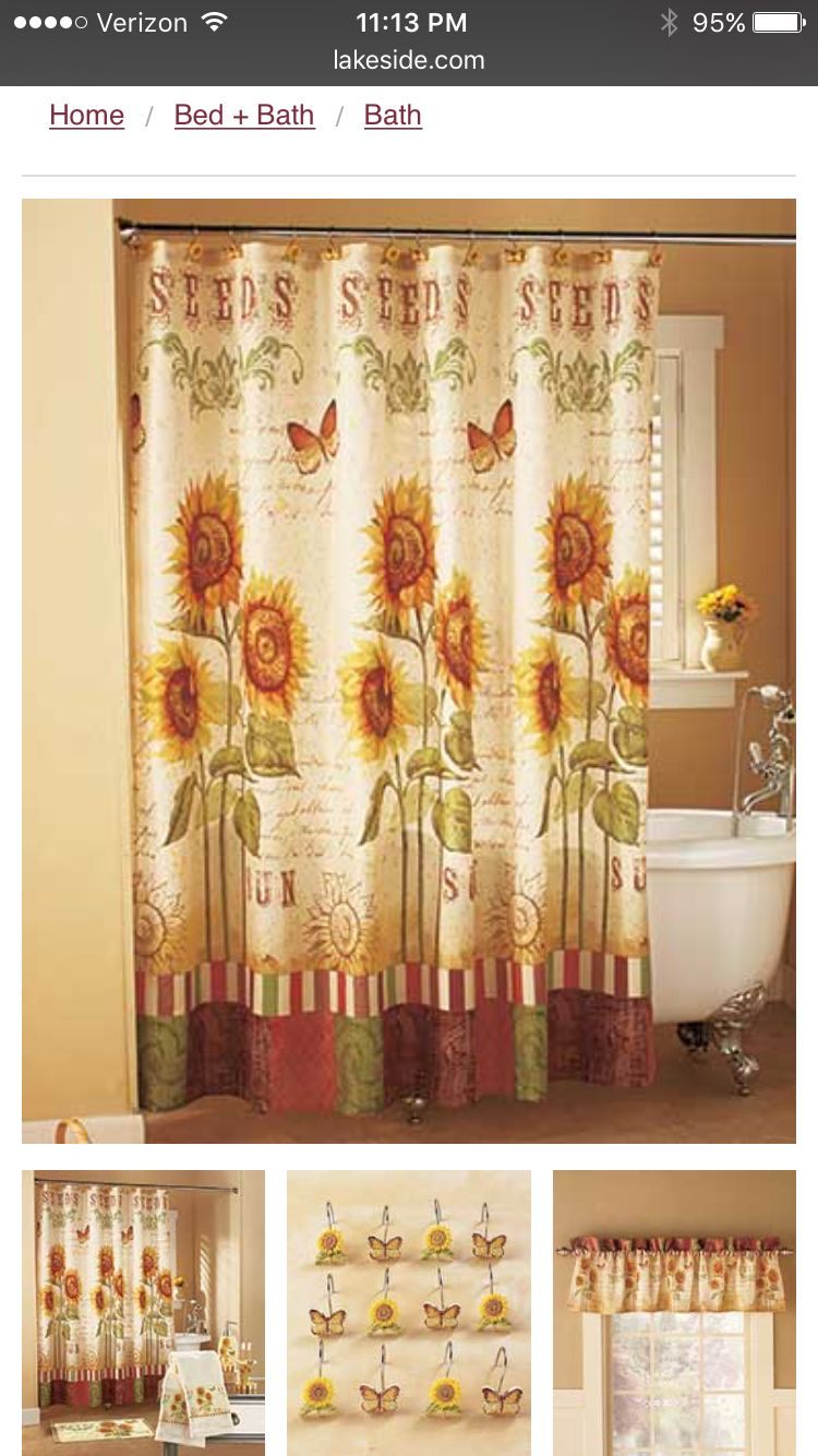 Sunflower Lakeside Collection