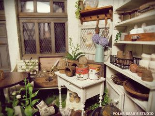 dollhouse.. by studio soo, via Flickr
